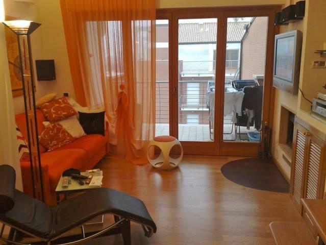 Attico / Mansarda in affitto a Civitanova Marche, 2 locali, prezzo € 750   CambioCasa.it