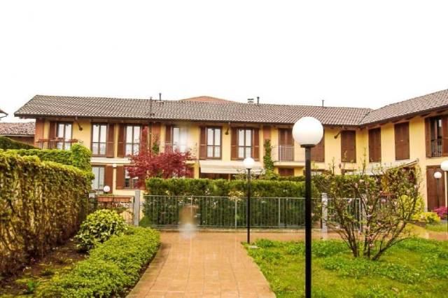 Villa a Schiera in Vendita a San Benigno Canavese