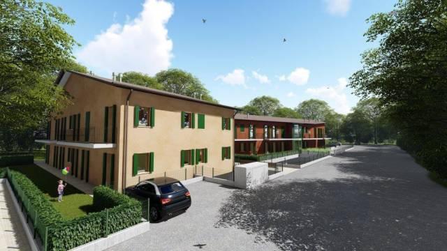 Appartamento in vendita a Spresiano, 3 locali, prezzo € 115.000 | CambioCasa.it