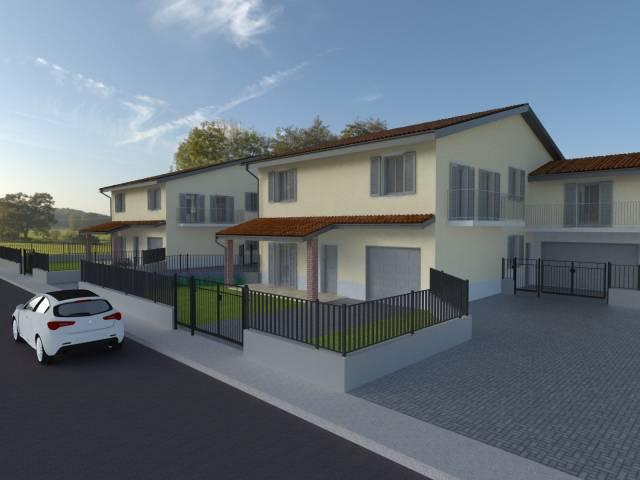 Villa in vendita a San Fiorano, 4 locali, prezzo € 205.000 | CambioCasa.it