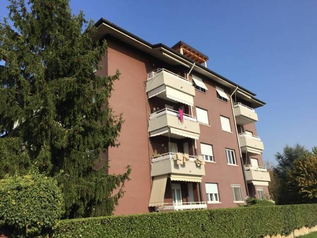 Appartamento in affitto a Cornate d'Adda, 3 locali, prezzo € 550   CambioCasa.it