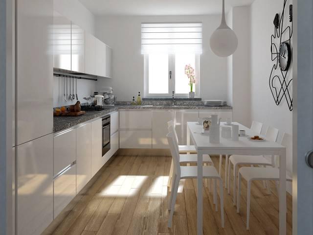 Appartamento in vendita a Torino, 3 locali, zona Zona: 6 . Lingotto, prezzo € 145.000 | CambioCasa.it