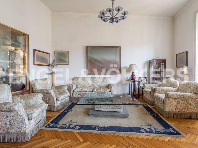 Appartamento in Vendita a Roma piazza sallustio