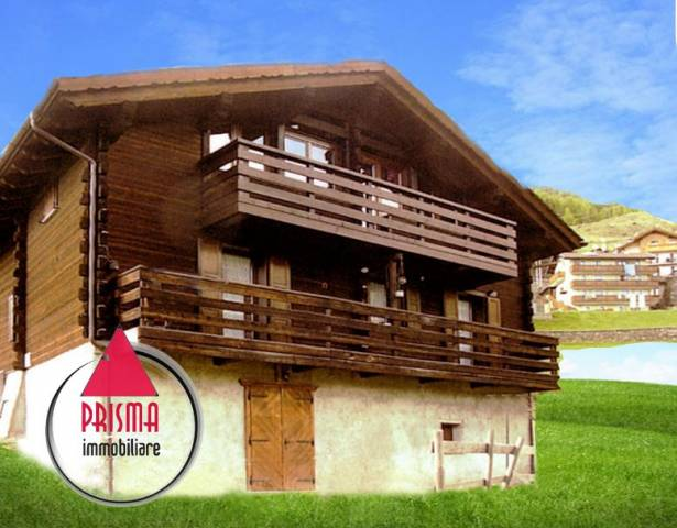 Villa in vendita a Valfurva, 6 locali, prezzo € 385.000   CambioCasa.it