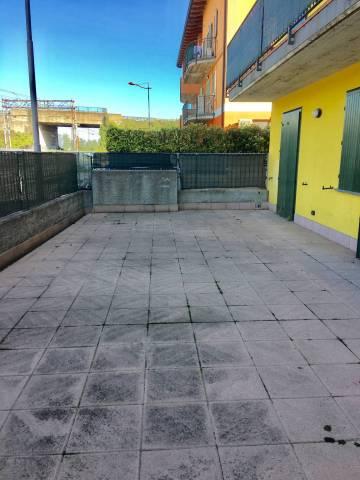 Appartamento in affitto a Romano di Lombardia, 2 locali, prezzo € 350 | CambioCasa.it