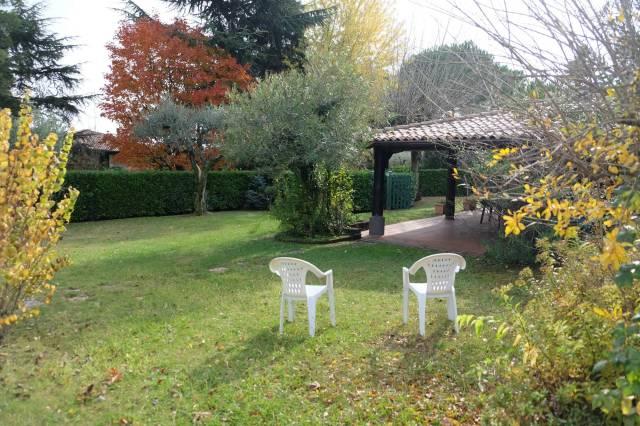Villa a Schiera in affitto a Soiano del Lago, 3 locali, prezzo € 800 | CambioCasa.it