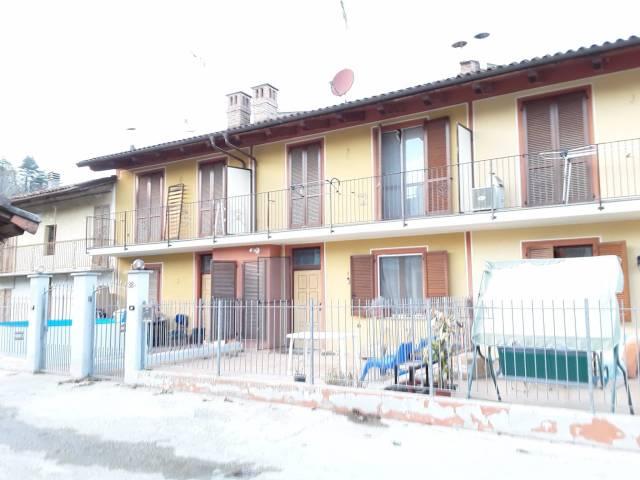 Villa a Schiera in Vendita a Monteu Roero