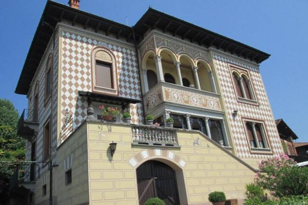 Villa in vendita a Brusnengo, 6 locali, prezzo € 440.000 | CambioCasa.it