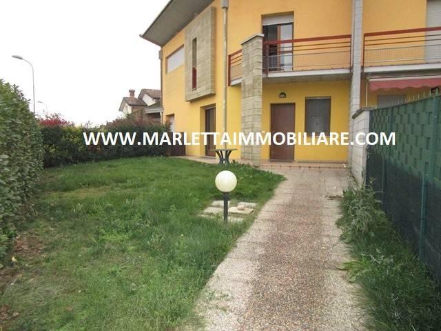 Villa a Schiera in affitto a Castel Gabbiano, 4 locali, prezzo € 580 | CambioCasa.it