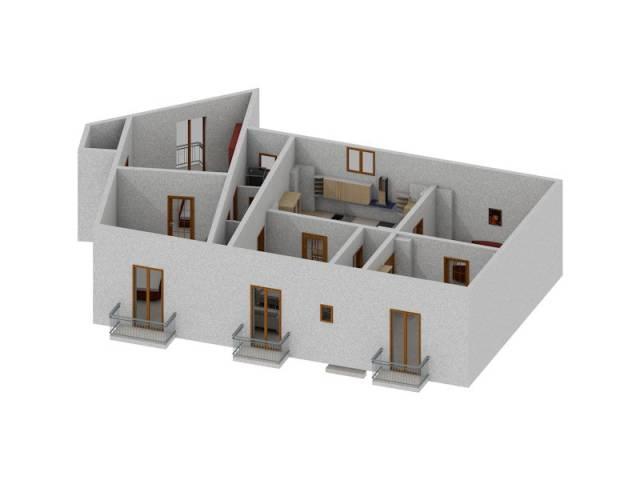 Appartamento in vendita a Oria, 6 locali, prezzo € 80.000 | CambioCasa.it