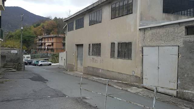 Capannone in affitto a Genova, 3 locali, zona Zona: 18 . Valbisagno (Prato-Molassana-Struppa-S.Gottardo-S.Eusebio), prezzo € 750 | CambioCasa.it