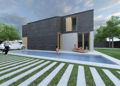 Villa in vendita a Busto Arsizio, 3 locali, prezzo € 428.400 | CambioCasa.it