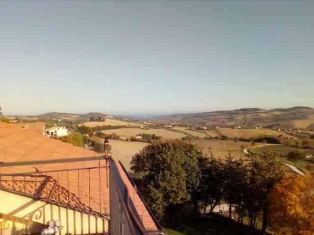 Attico / Mansarda in affitto a Montelupone, 2 locali, prezzo € 380 | CambioCasa.it