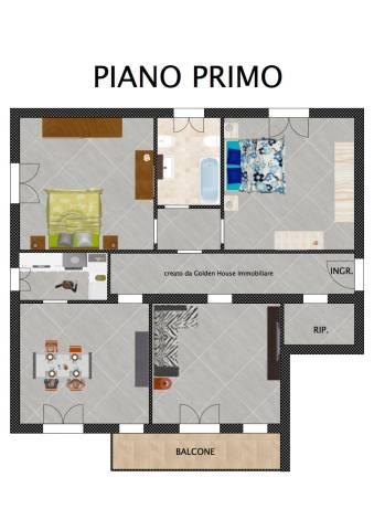 Appartamento in vendita a Molinella, 5 locali, prezzo € 90.000 | CambioCasa.it