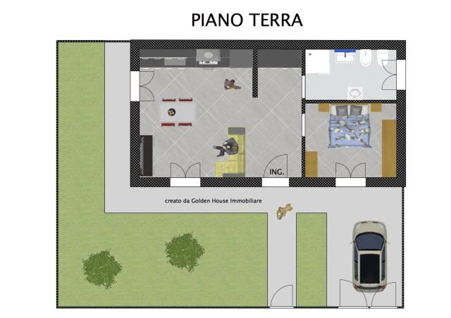 Appartamento in affitto a Molinella, 2 locali, prezzo € 400 | CambioCasa.it