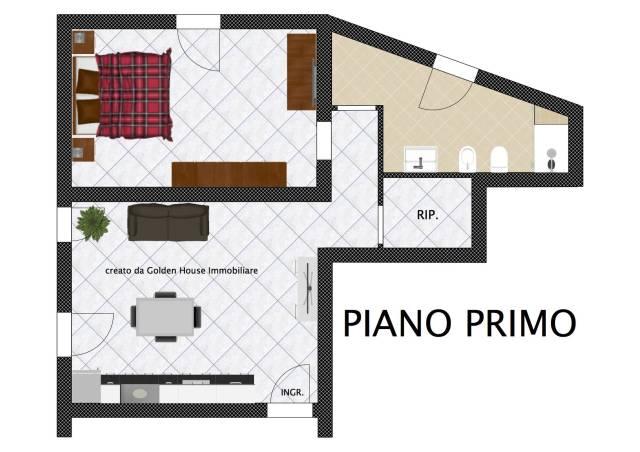 Appartamento in affitto a Argenta, 2 locali, prezzo € 400 | CambioCasa.it