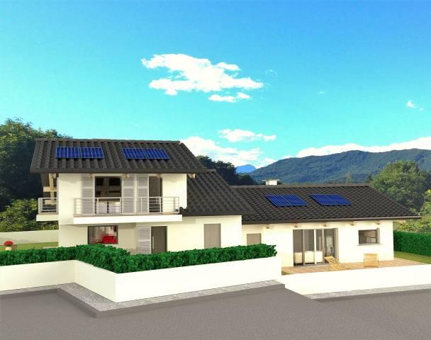 Villa in Vendita a Bernezzo