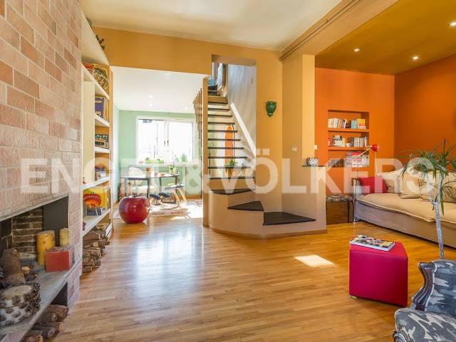 Appartamento in Vendita a Roma 04 Nomentano / Bologna: 5 locali, 128 mq