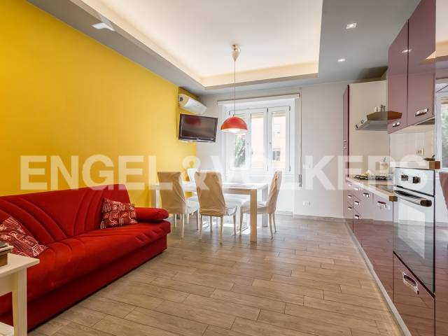Appartamento in Vendita a Roma 03 Trieste / Somalia / Salario: 5 locali, 135 mq