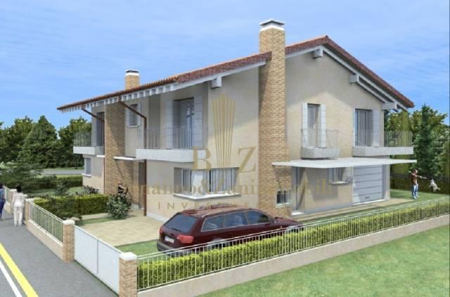 Villa in vendita a San Martino di Lupari, 6 locali, prezzo € 187.000 | CambioCasa.it
