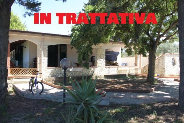 Villa in vendita a Partinico, 3 locali, prezzo € 148.000 | CambioCasa.it