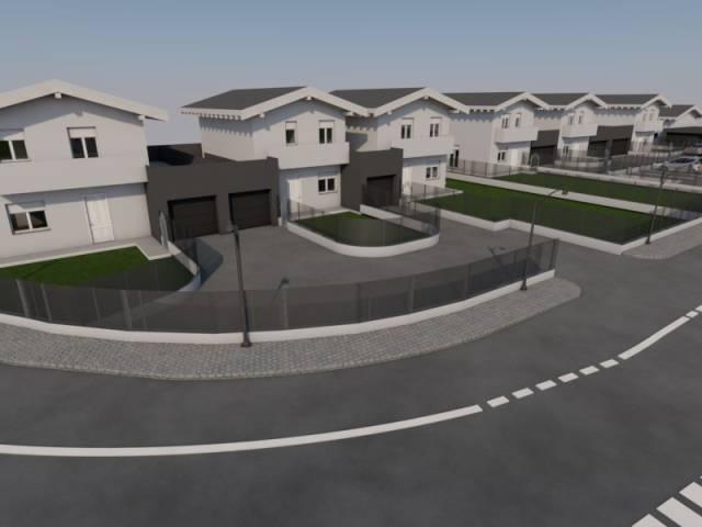 Villa in vendita a Casnate con Bernate, 4 locali, prezzo € 295.000 | CambioCasa.it
