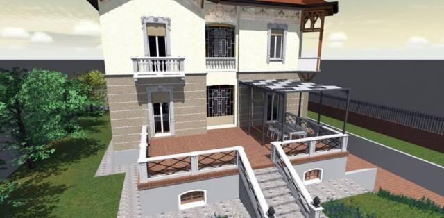 Villa in vendita a Gallarate, 6 locali, prezzo € 800.000 | CambioCasa.it