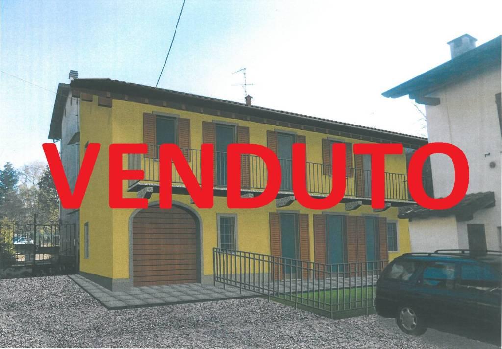 Soluzione Indipendente in vendita a Somma Lombardo, 4 locali, prezzo € 148.000   CambioCasa.it