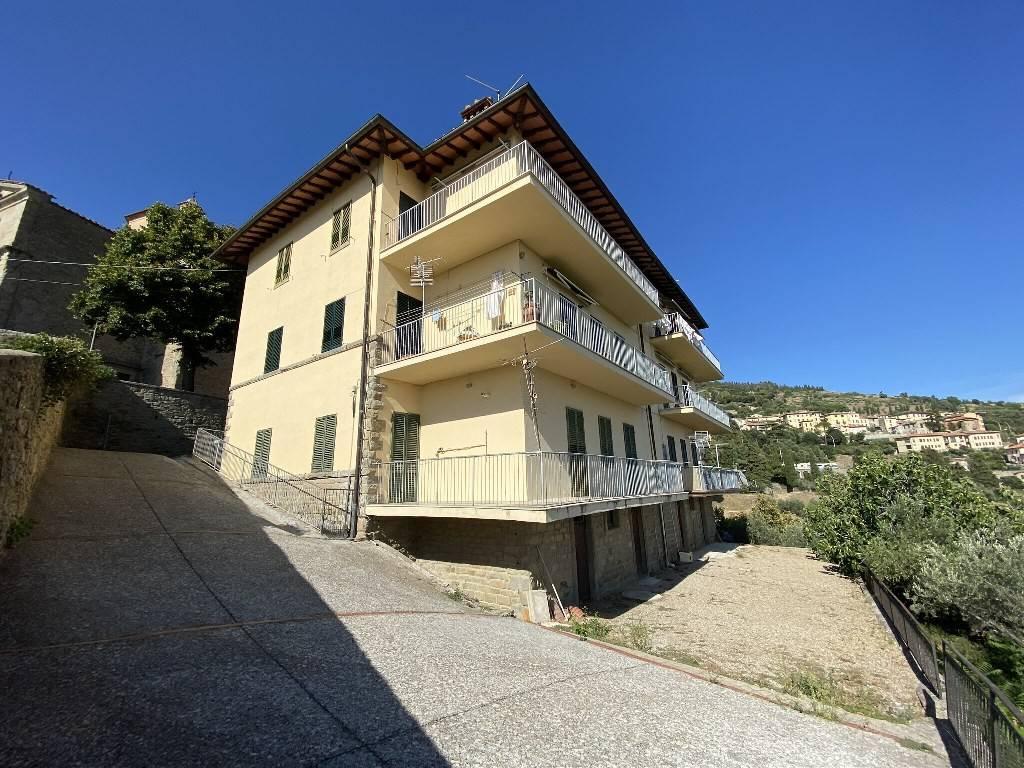 Attico / Mansarda in vendita a Cortona, 6 locali, prezzo € 210.000 | PortaleAgenzieImmobiliari.it