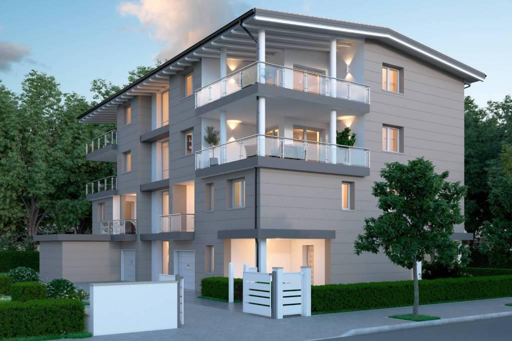 Appartamento in vendita a Civitanova Marche, 4 locali, prezzo € 285.000   CambioCasa.it