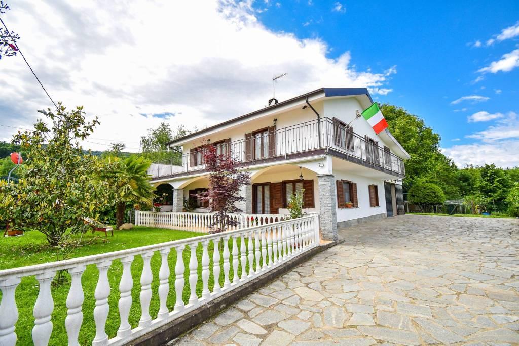 Villa in vendita a San Secondo di Pinerolo, 7 locali, prezzo € 305.000 | CambioCasa.it
