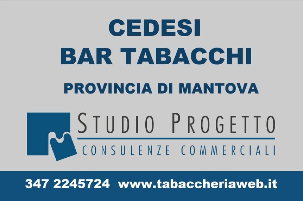 CEDESI BAR TABACCHI IN PROVINCIA DI MANTOVA Rif. 4358949