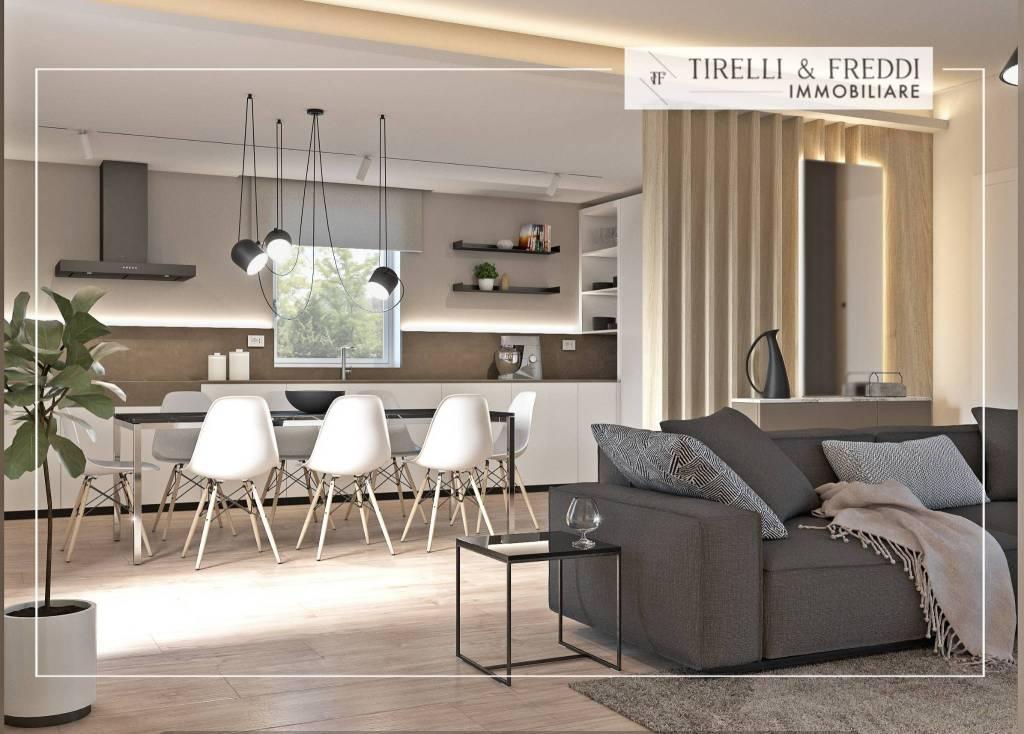 Appartamento in vendita a Monticelli Brusati, 4 locali, prezzo € 439.000   PortaleAgenzieImmobiliari.it