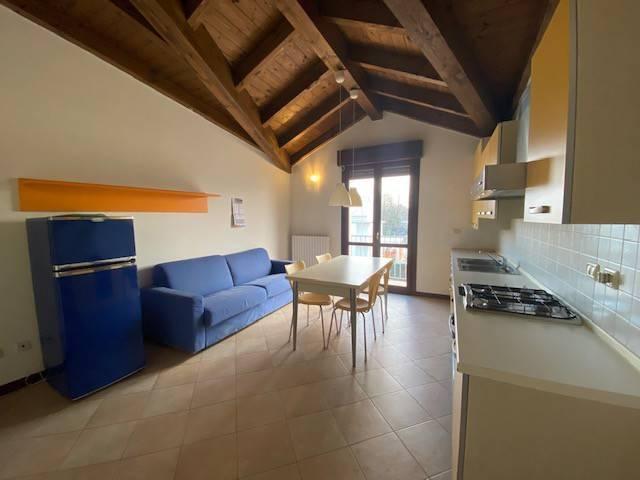 Appartamento in ottime condizioni arredato in affitto Rif. 9291421