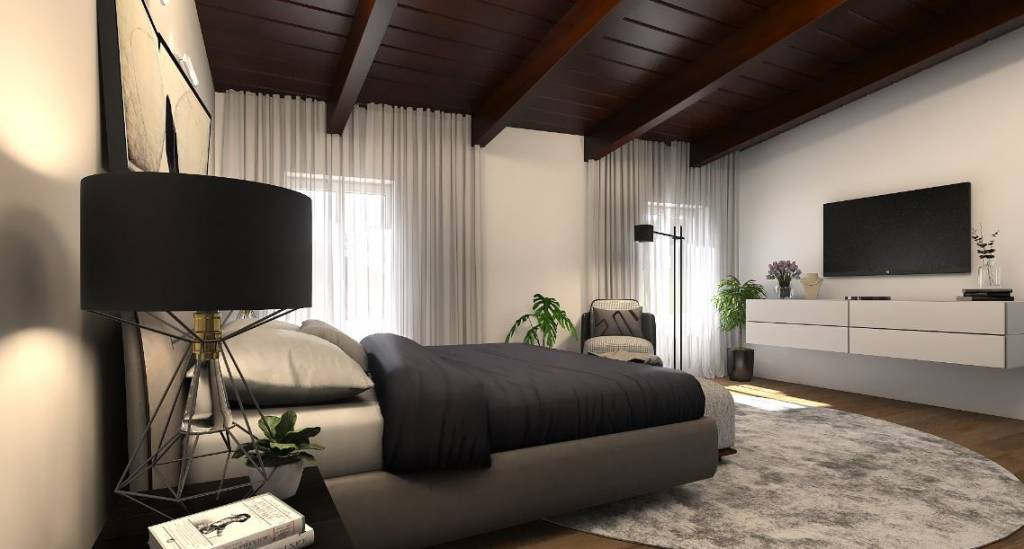 Appartamento in buone condizioni parzialmente arredato in vendita Rif. 8688651