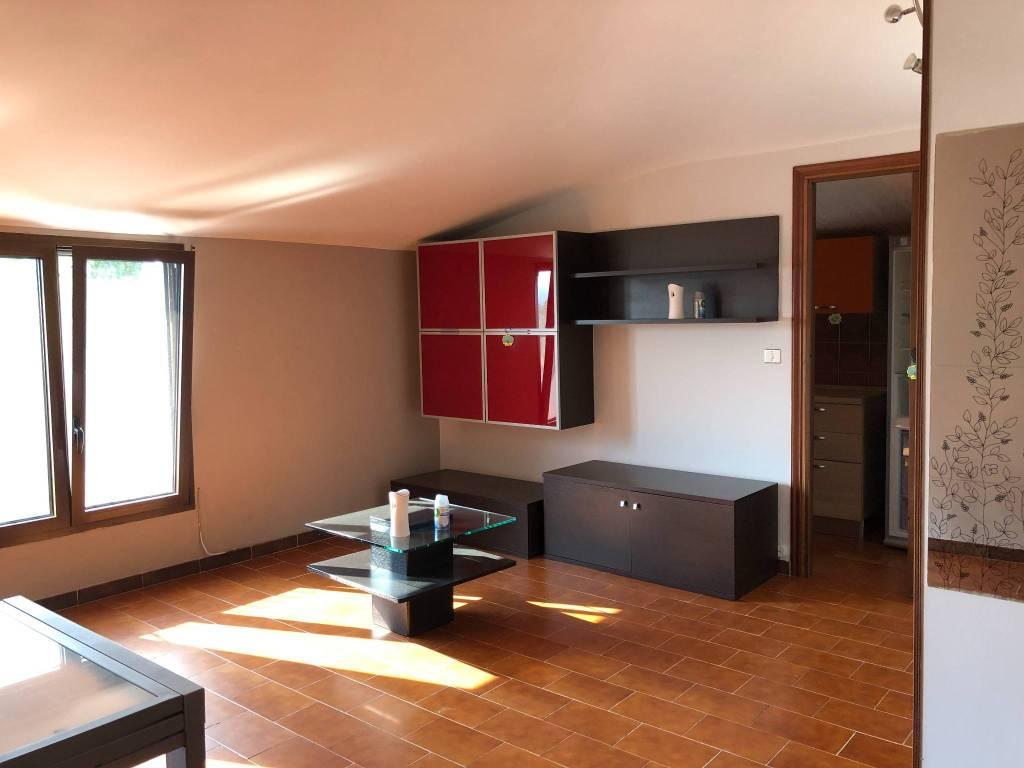 Attico / Mansarda in affitto a Roccavione, 3 locali, prezzo € 300 | PortaleAgenzieImmobiliari.it