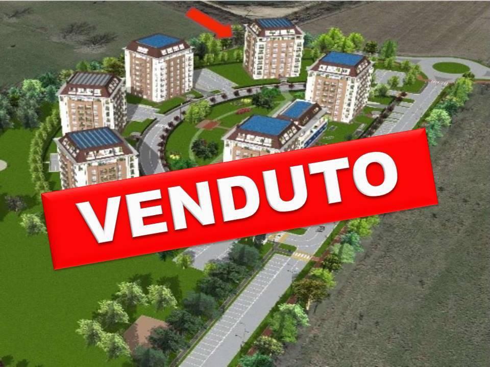 Appartamento in Vendita a Segrate: 3 locali, 107 mq
