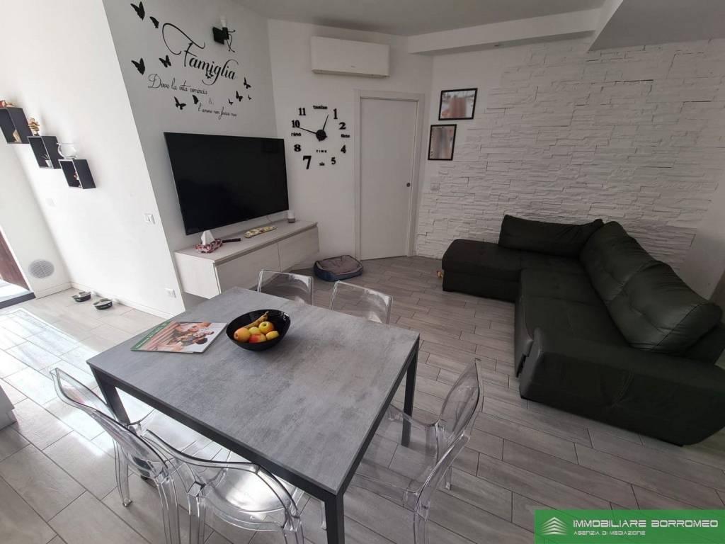 Appartamento in vendita a San Giuliano Milanese, 4 locali, prezzo € 220.000 | PortaleAgenzieImmobiliari.it