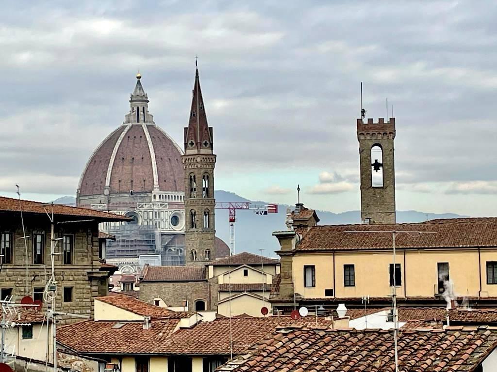 Attico in Vendita a Firenze Centro: 5 locali, 150 mq