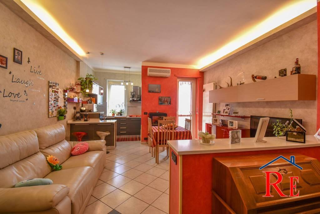 Appartamento in vendita a Airasca, 3 locali, prezzo € 112.000 | CambioCasa.it