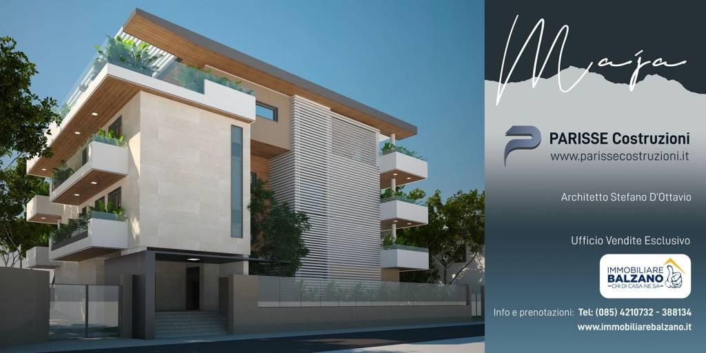 Attico / Mansarda in vendita a Pescara, 4 locali, prezzo € 575.000 | PortaleAgenzieImmobiliari.it