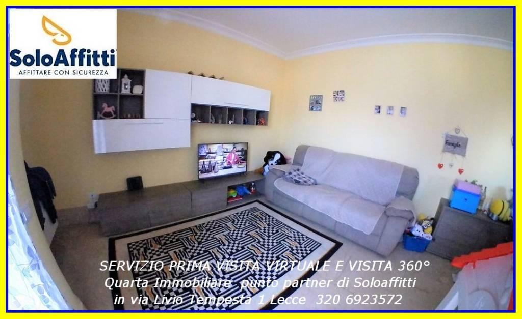 Appartamento in Affitto a Lecce Periferia: 3 locali, 96 mq