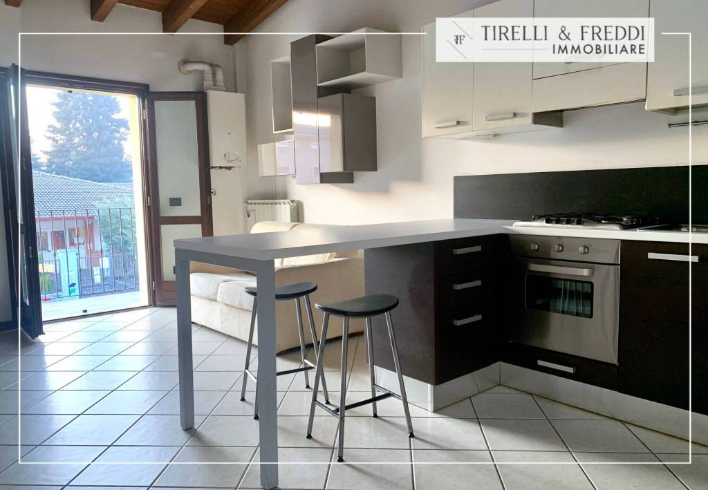 Appartamento in vendita a Paderno Franciacorta, 3 locali, prezzo € 109.000 | CambioCasa.it