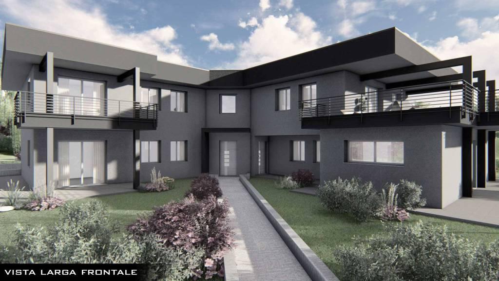Appartamento in vendita a Oltrona di San Mamette, 3 locali, prezzo € 215.000 | CambioCasa.it