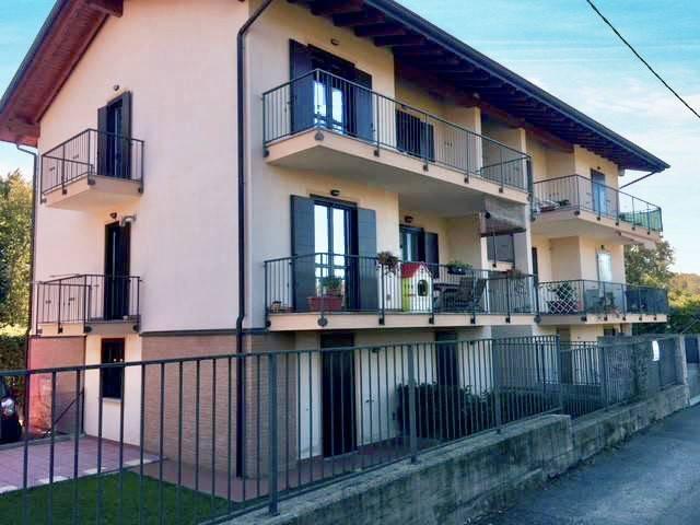Appartamento in vendita via Gagnago Borgo Ticino