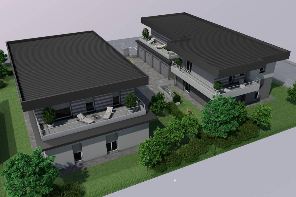 Attico / Mansarda in vendita a Fara Gera d'Adda, 4 locali, prezzo € 245.000 | PortaleAgenzieImmobiliari.it