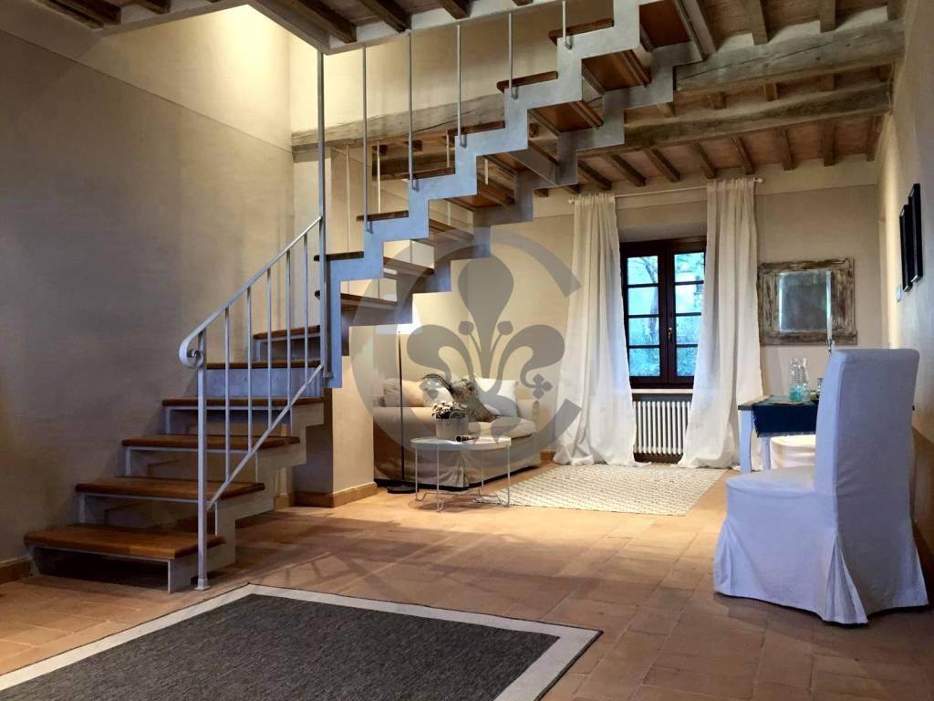 Attico / Mansarda in vendita a Cetona, 6 locali, prezzo € 295.000 | PortaleAgenzieImmobiliari.it
