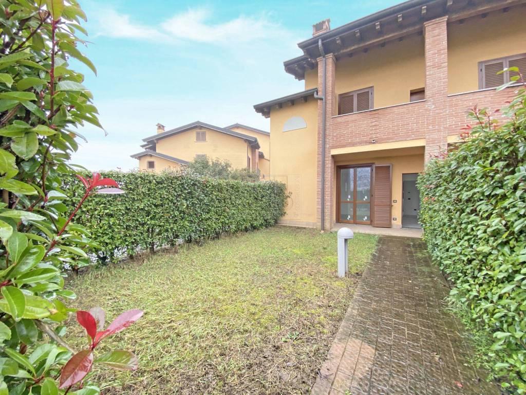 Appartamento in vendita a Cassano d'Adda, 2 locali, prezzo € 88.000 | CambioCasa.it