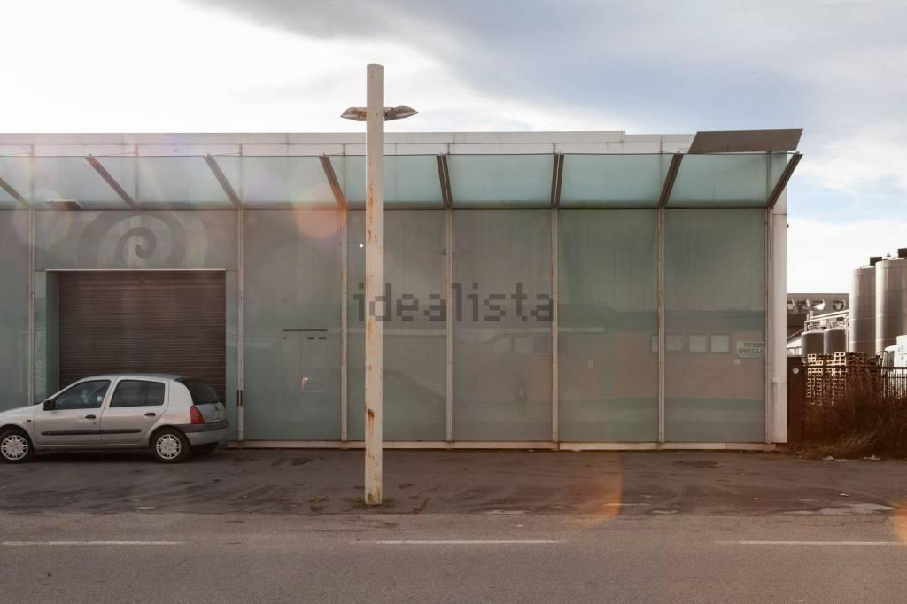Capannone in Affitto a Arezzo: 400 mq