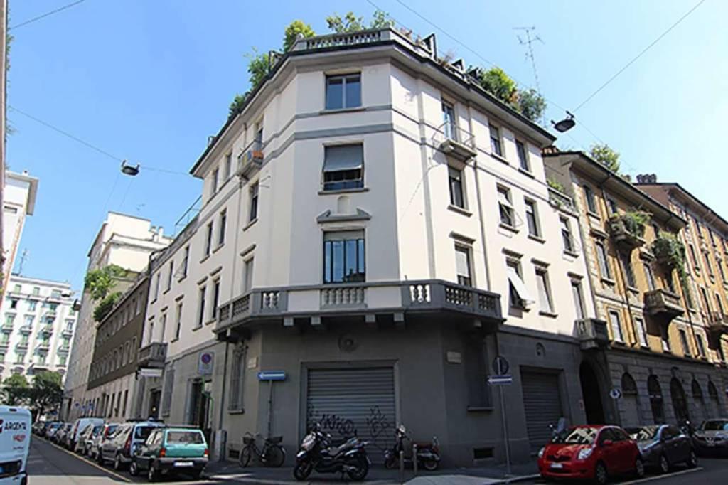 Ufficio-studio in affitto a Milano Via Donizetti ...